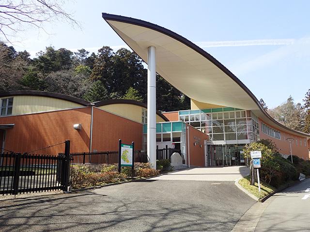 現在の東北大学植物園の本館