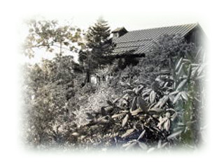 1930年頃の実習棟
