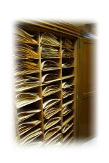 津田記念館に収蔵される証拠標本