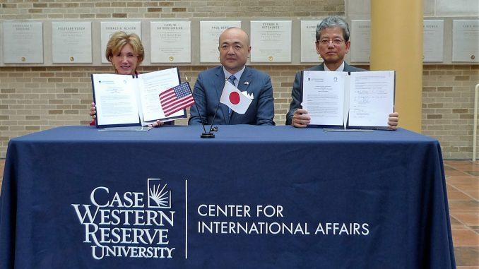 Tohoku University and Case Western Reserve University (U S