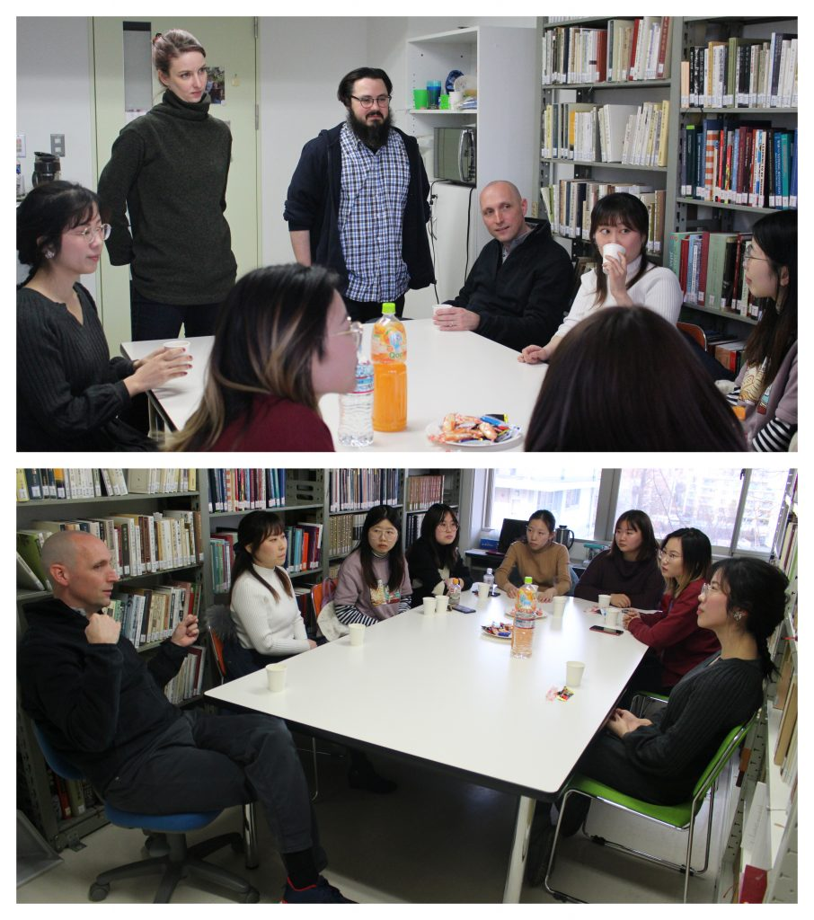 TTA-KEYAKI留学生_国際日本研究講座訪問